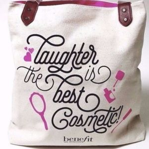 Benefit Cosmetics Tote Bag